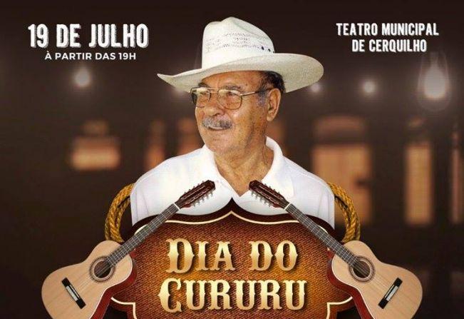 Prefeitura de Cerquilho realiza evento Dia do Cururu