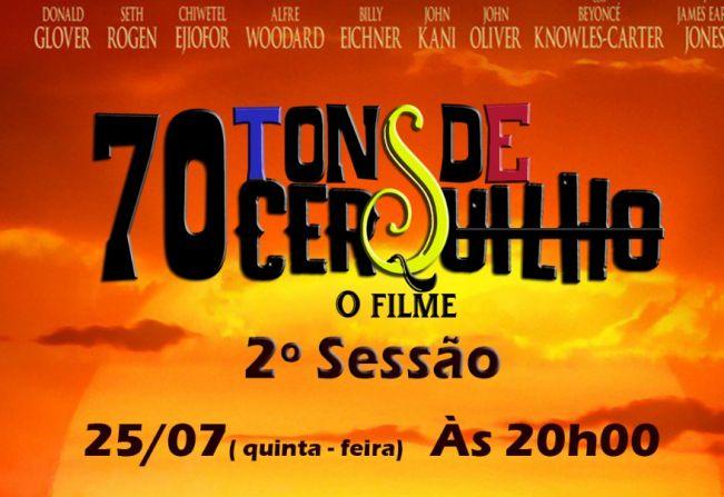Teatro Municipal de Cerquilho recebe a segunda exibição do Filme: