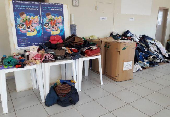 Campanha do Agasalho em Cerquilho beneficia mais de 180 famílias