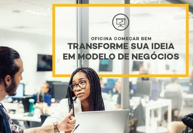 """Sebrae oferece curso """"Transforme sua ideia em Modelo de Negócios"""""""